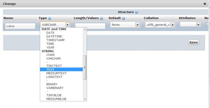 Prestashop Customization Fields - CHange the database value