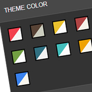 How to add new Color Schemes to the Prestashop 1.6 Theme