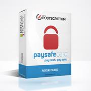 Prestashop payment module: Paysafecard: