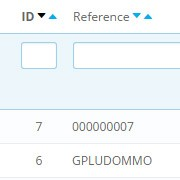 Quick Tip: Replace Order References with IDs in Prestashop
