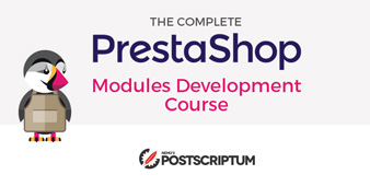 PrestaShop Modules Course